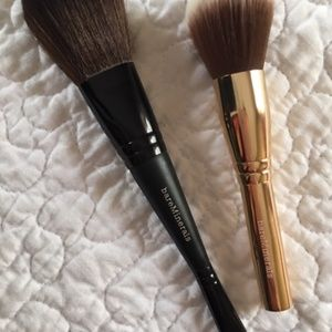 bareMinerals Set of Two Brushes NEW